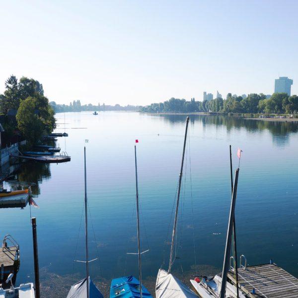 Eigentumswohnungen Alte Donau