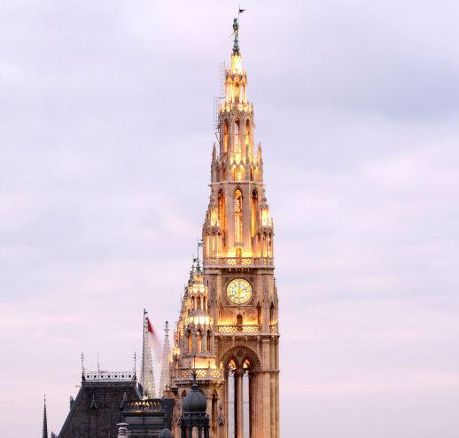 Liv beim Parlament